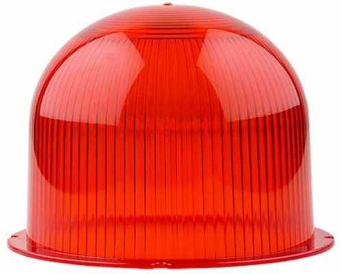 Линза диаметр 120 мм красная