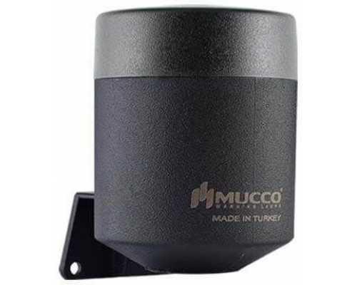 Электронная сирена короткая для настенного монтажа, 10 тонов, 40-260VAC/DC
