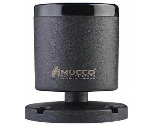 Электронная сирена короткая для монтажа на поверхность, 40-260VAC/DC