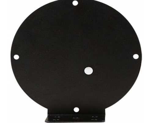 Кронштейн диаметр 90 мм для настенного монтажа