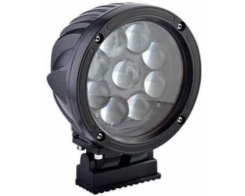 Светодиодный фонарь безопасности для кранов, 45 Вт, 10-48V/DC, цвет синий