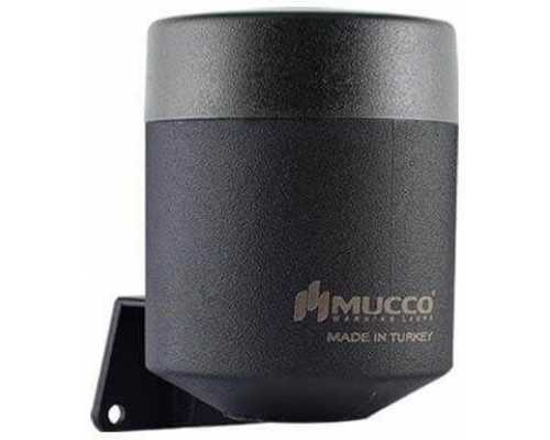 Электронная сирена короткая для настенного монтажа 2 тона, 40-260VAC/DC
