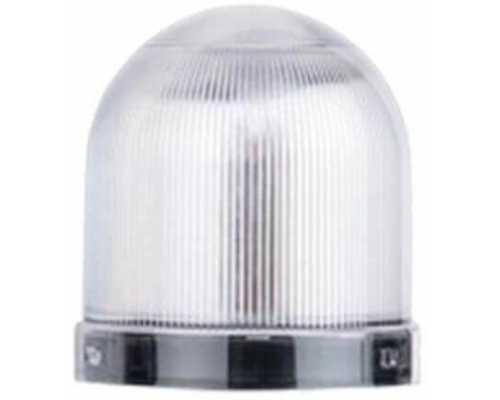 Линза диаметр 70 мм, цвет белый
